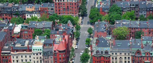 boston roof wash