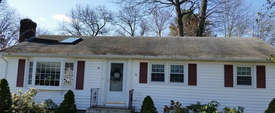 roof cleaning Milford ma